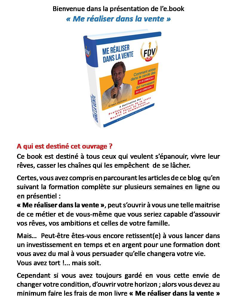 Page presentation Book